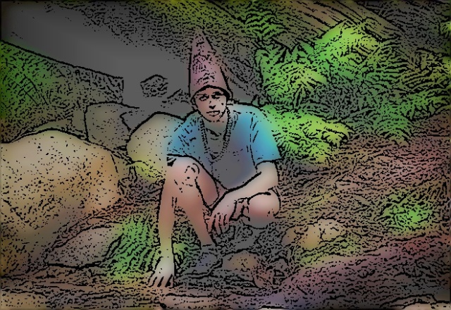 Gnome Collin 13
