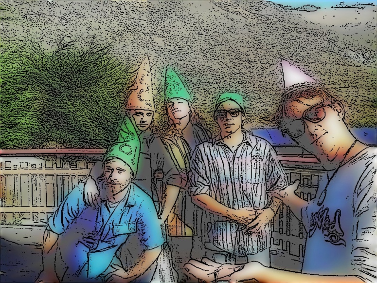 gnotown gnomes